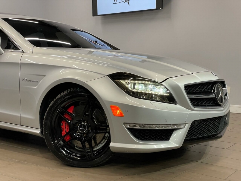 Mercedes-Benz CLS 2014 price $42,495