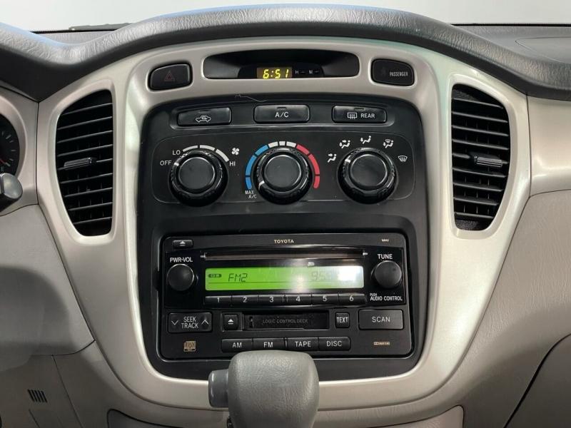 Toyota Highlander 2007 price $8,900