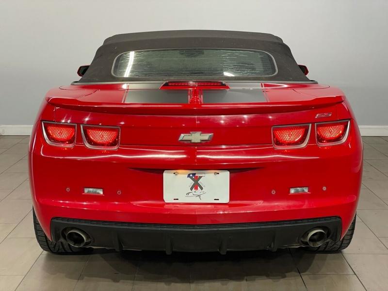 Chevrolet Camaro 2011 price $18,495