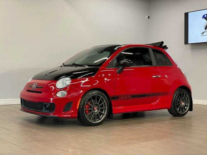 FIAT 500c 2013 price $10,995