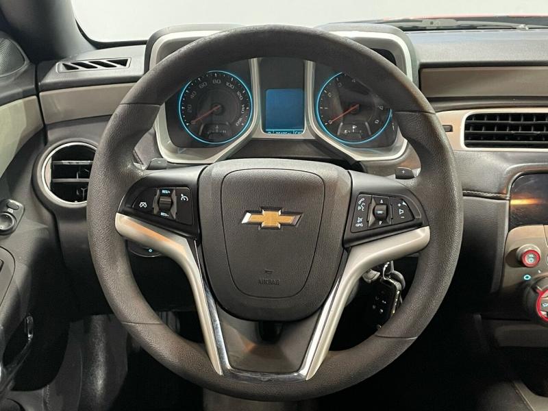 Chevrolet Camaro 2014 price $12,995
