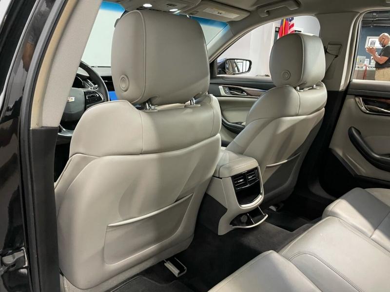 Cadillac CTS 2016 price $18,895