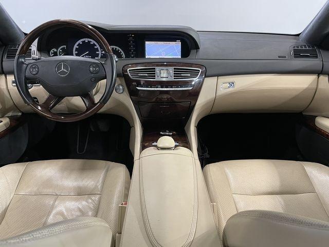 Mercedes-Benz CL-Class 2007 price $16,999