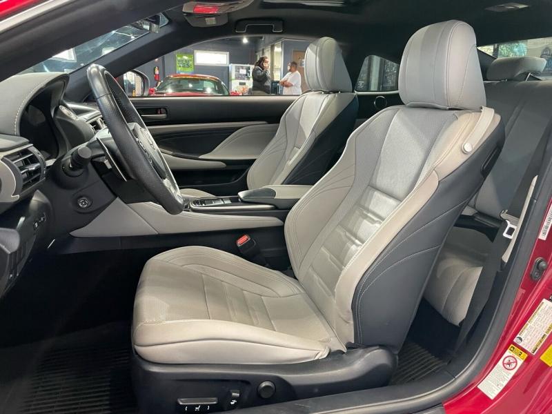 Lexus RC 350 2015 price $26,495