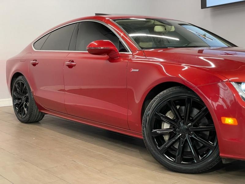 Audi A7 2015 price $26,495