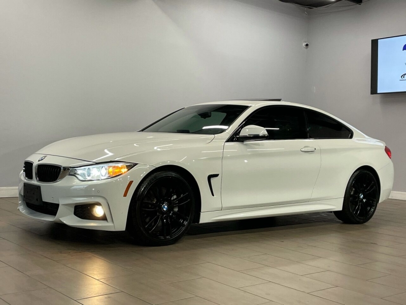 BMW 4 Series 2016 price $23,495