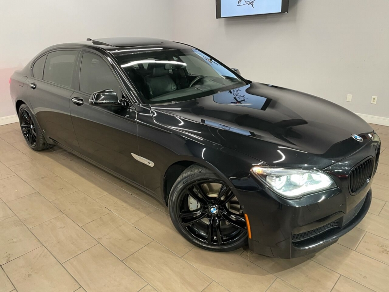 BMW 7 Series 2014 price $24,295