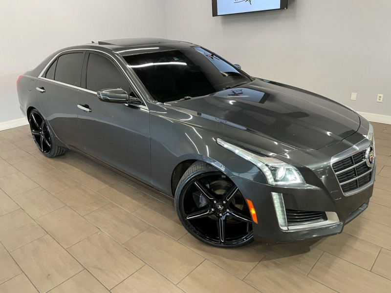 Cadillac CTS 2014 price $18,995