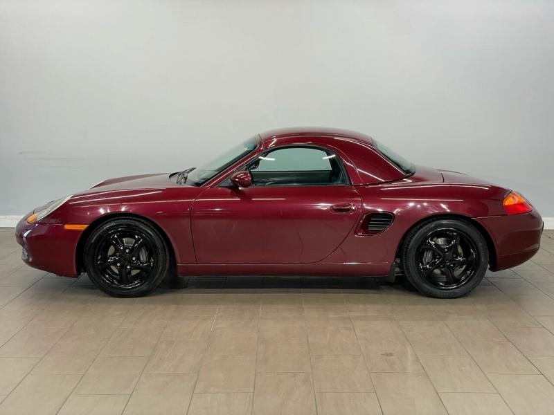 Porsche Boxster 2000 price $11,495