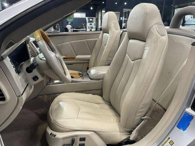 Cadillac XLR 2005 price $19,999