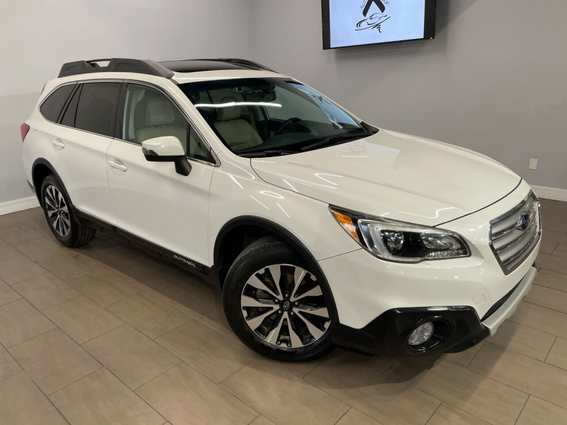 Subaru Outback 2016 price $13,995