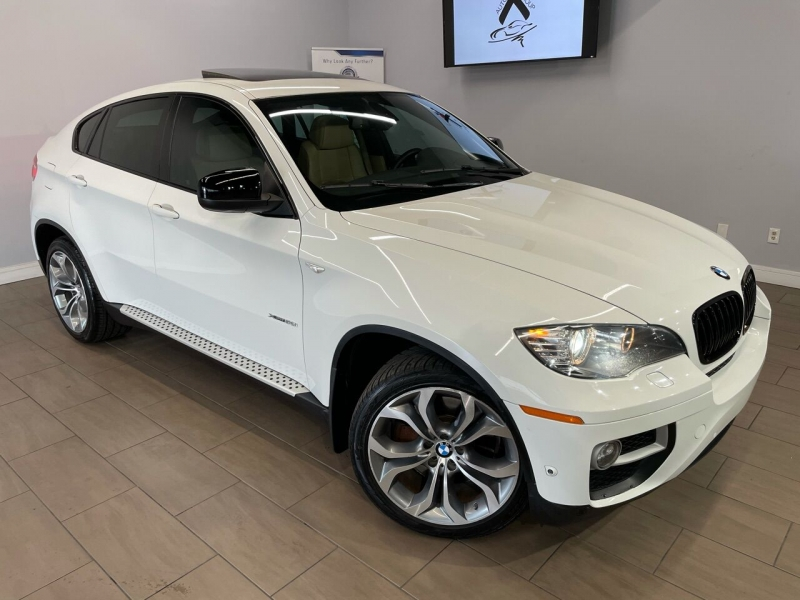 BMW X6 2013 price $20,495
