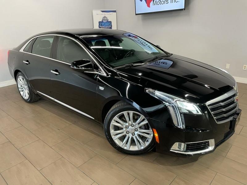 Cadillac XTS 2018 price $28,995