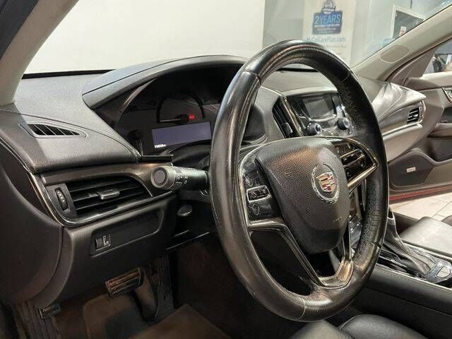 Cadillac ATS 2014 price $15,999