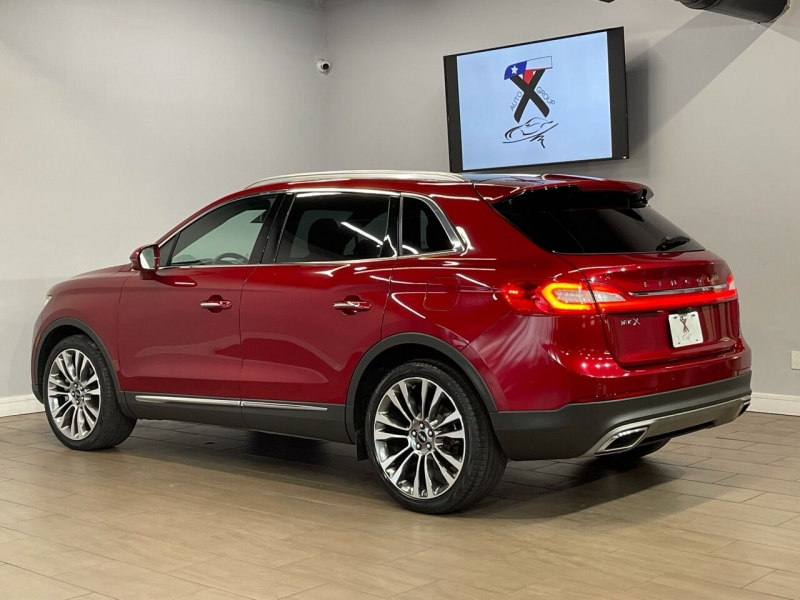 Lincoln MKX 2016 price $25,995