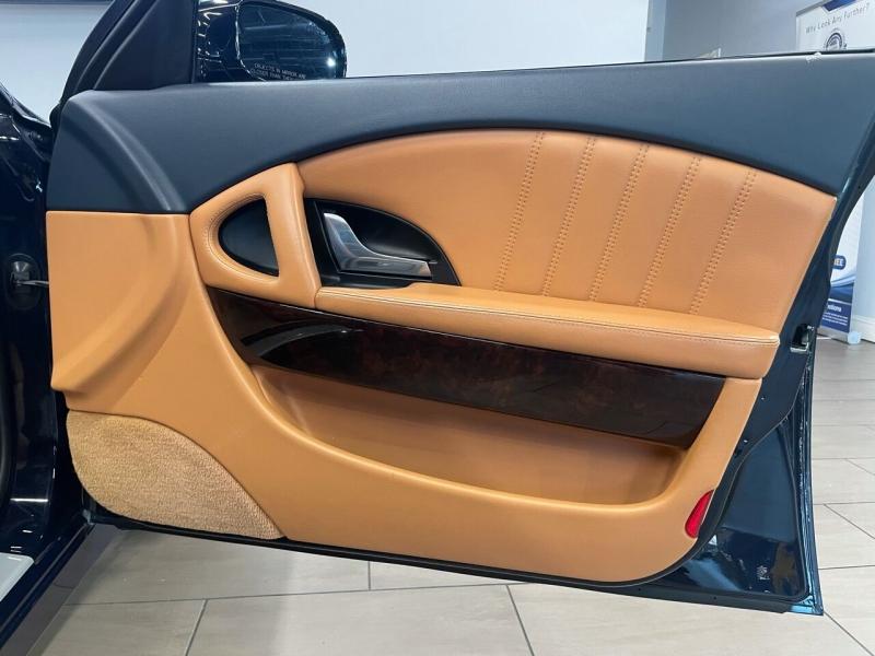 Maserati Quattroporte 2006 price $17,995