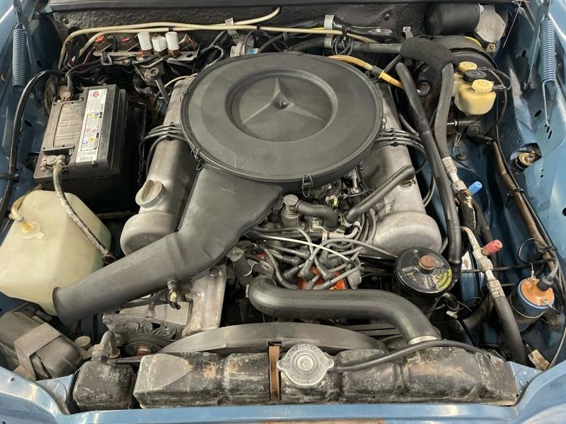 Mercedes-Benz 280-Class 1973 price $19,995