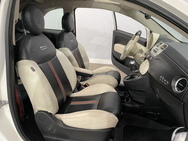 FIAT 500c 2012 price $11,999