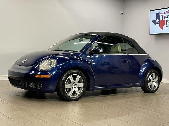 Volkswagen New Beetle Convertible 2006 price $6,999