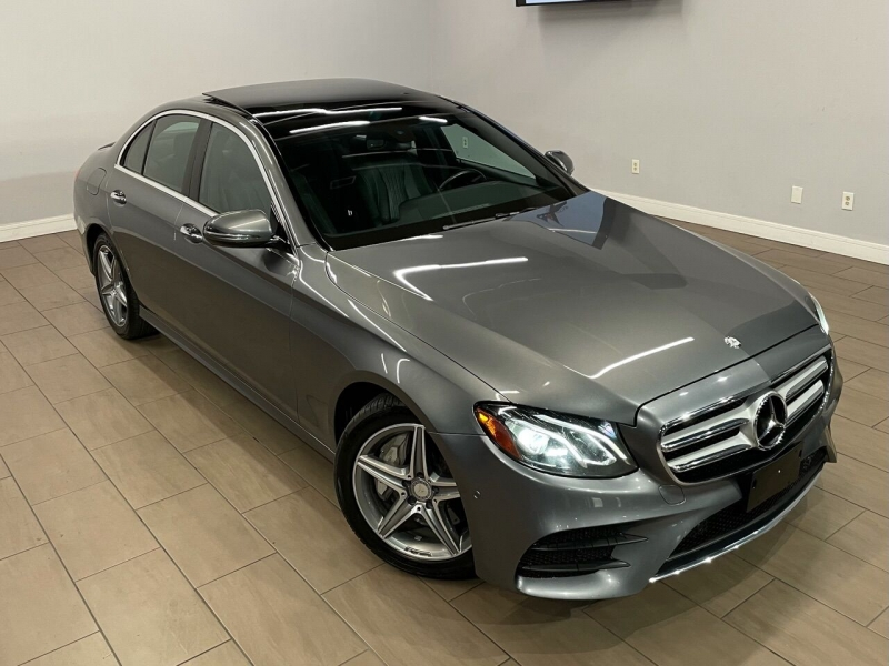 Mercedes-Benz E-Class 2017 price $28,495
