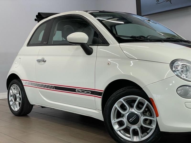 FIAT 500c 2013 price $8,995