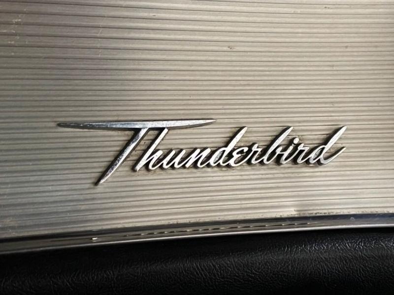 Ford Thunderbird 1963 price $23,995