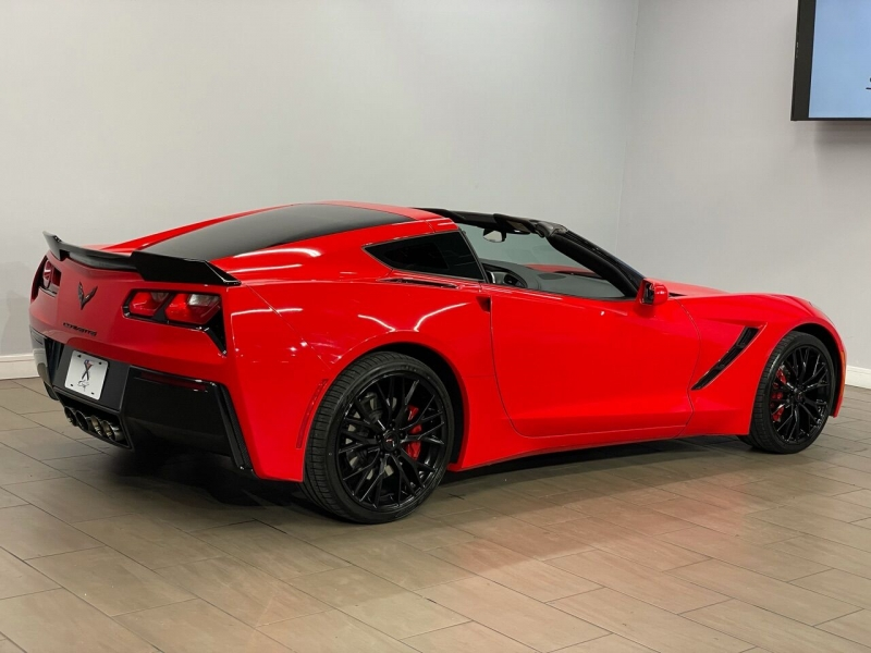 Chevrolet Corvette 2016 price $49,995