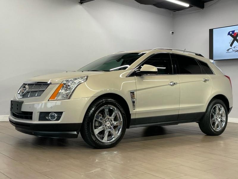 Cadillac SRX 2010 price $15,495