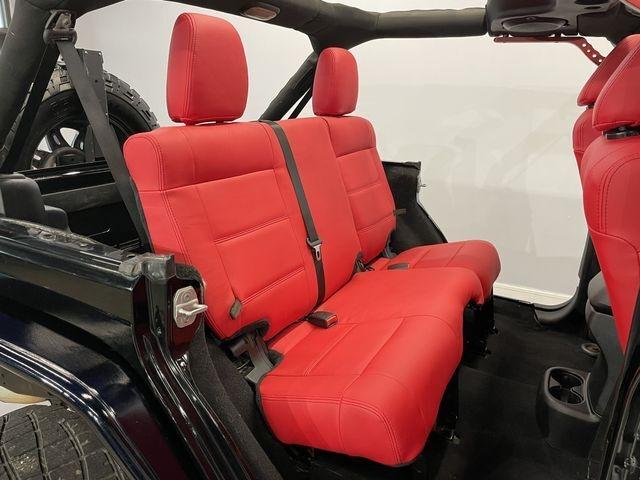 Jeep Wrangler Unlimited 2012 price $28,999