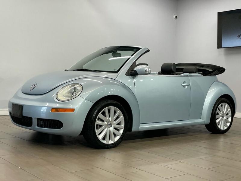Volkswagen New Beetle Convertible 2009 price $6,995