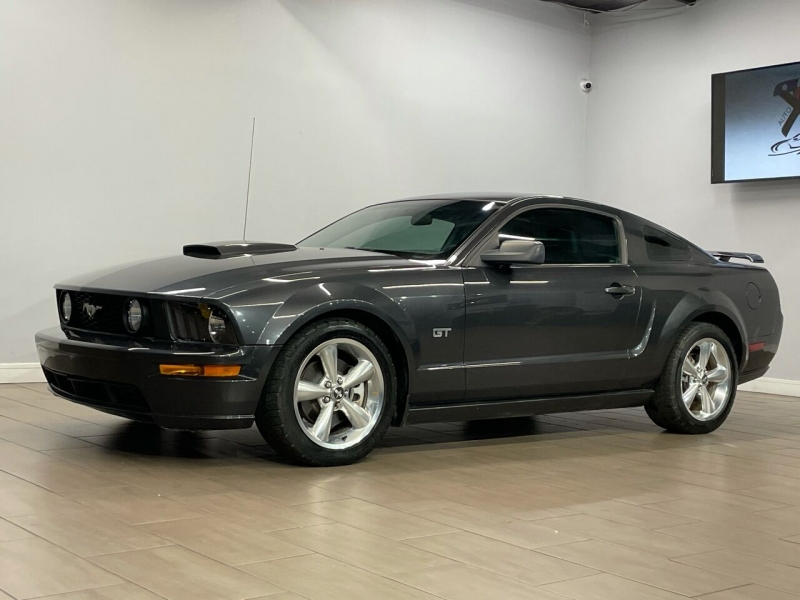 Ford Mustang 2007 price $11,995