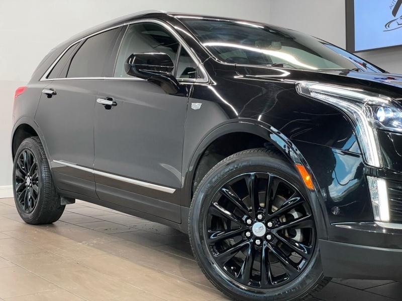 Cadillac XT5 2017 price $34,995