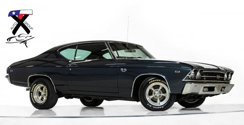 Chevrolet Chevelle 1969 price $37,995