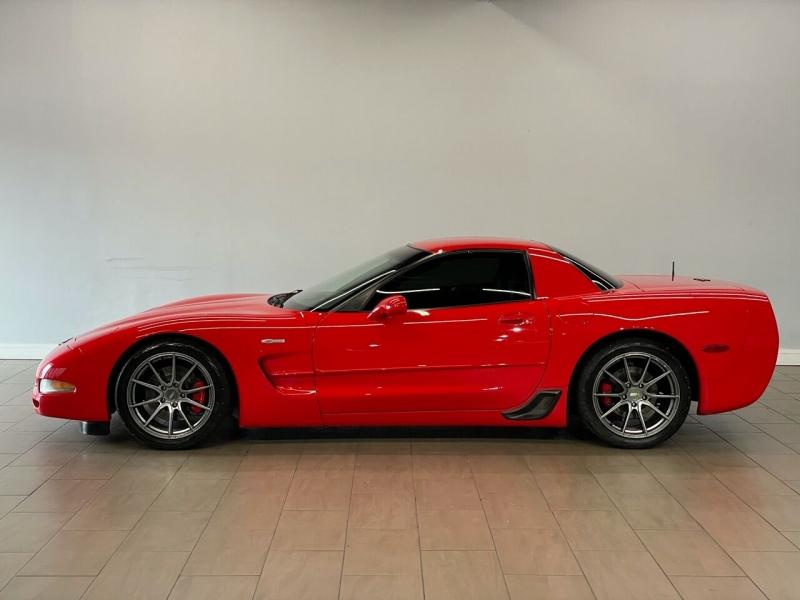 Chevrolet Corvette 2002 price $25,995
