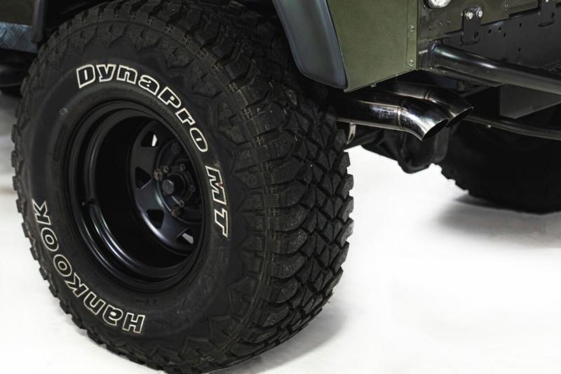 LAND ROVER DEFENDER 90 1992 price $57,995