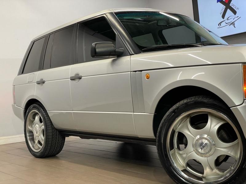 Land Rover Range Rover 2004 price $10,995