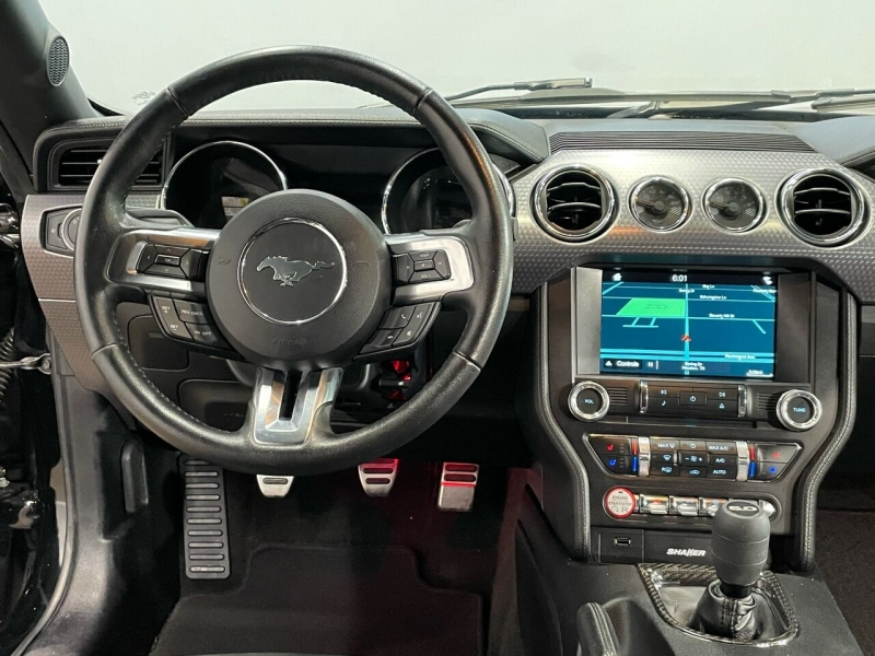 Ford Mustang 2017 price $33,995