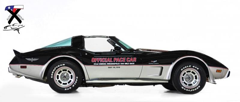 Chevrolet Corvette 1978 price $31,995