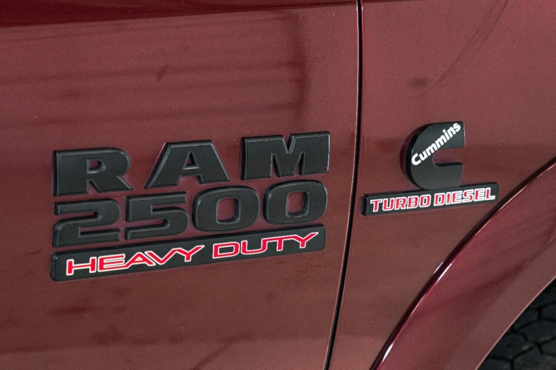 RAM Ram Pickup 2500 2016 price $55,995
