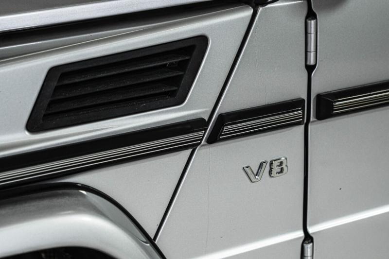 Mercedes-Benz G-Class 2003 price $46,995