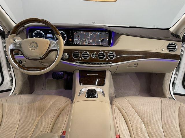 Mercedes-Benz S-Class 2015 price $47,999