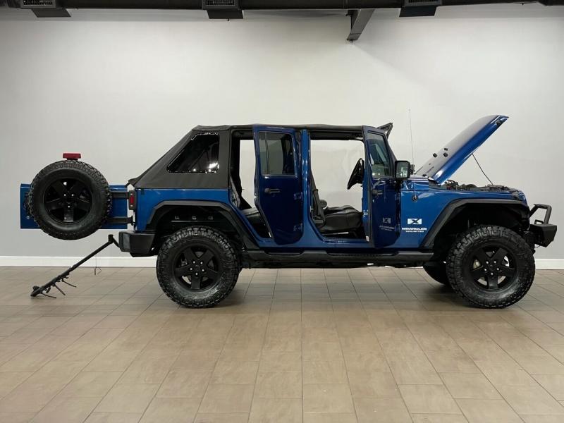 Jeep Wrangler Unlimited 2009 price $19,995