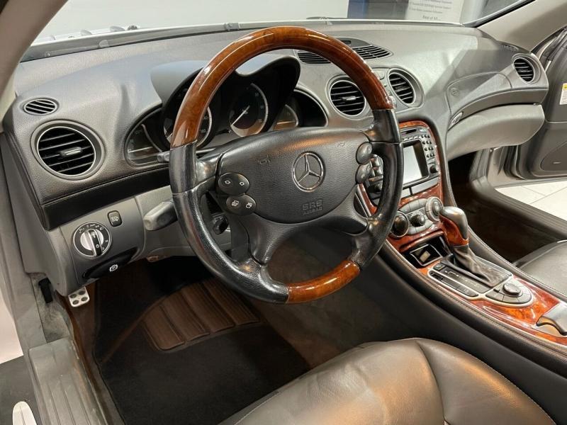 Mercedes-Benz SL-Class 2003 price $11,995