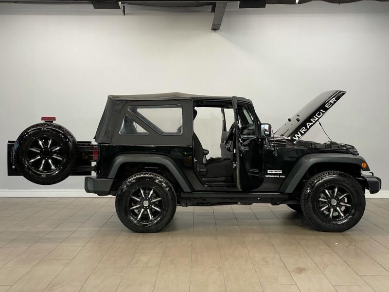 Jeep Wrangler 2014 price $19,995