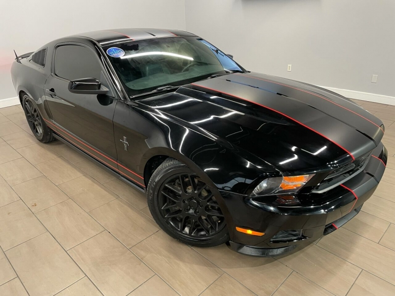 Ford Mustang 2012 price $15,995