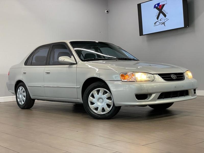 Toyota Corolla 2002 price $5,995
