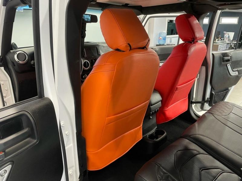 Jeep Wrangler Unlimited 2013 price $31,995