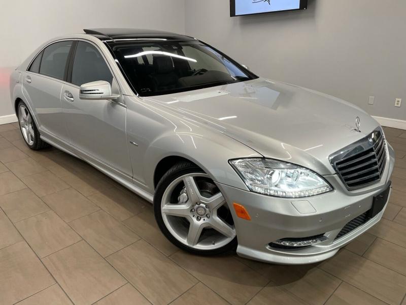 Mercedes-Benz S-Class 2012 price $31,995