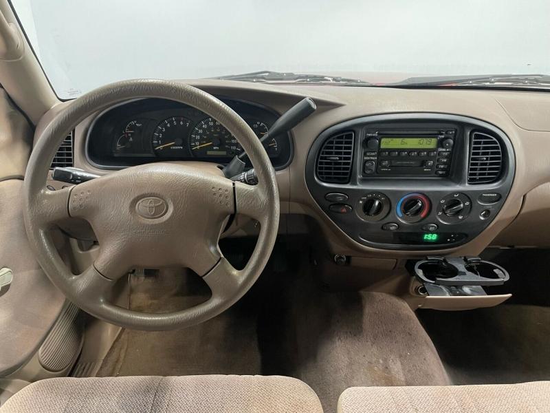 Toyota Tundra 2001 price $8,495
