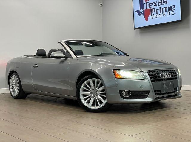 Audi A5 2011 price $13,999